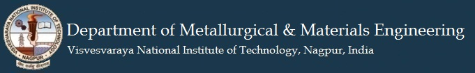 Department of Metallurgical & Material Engineering